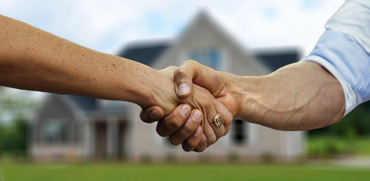 L'immobilier est un métier passionnant.